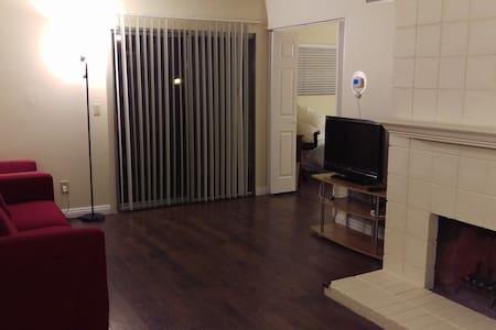 钻石吧两房一卫独立公寓 - 아파트