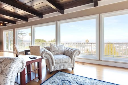 Luxury SF Bay Area View House