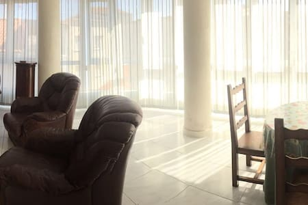 Piso amplio en precioso pueblo de las Rías Baixas - Apartment