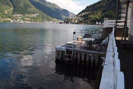 Seaside accomodation - Odda