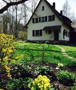 Traumhaftes Landhaus vor Darmstadt - House