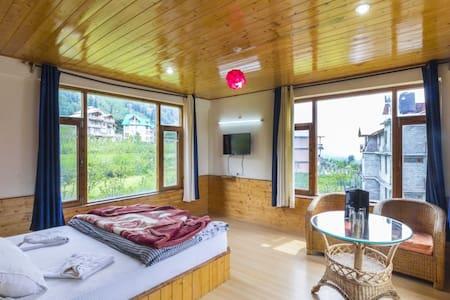 Mrikula tara cottages - Manali - Apartemen
