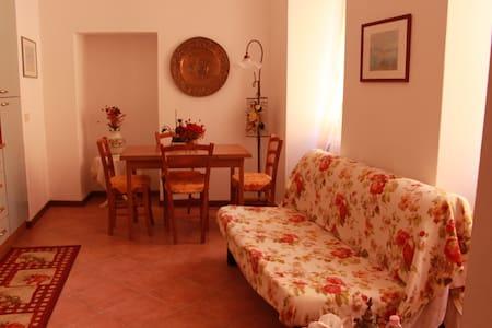 Bilocale nel Borgo di Berceto Appennino Parmense - Apartment