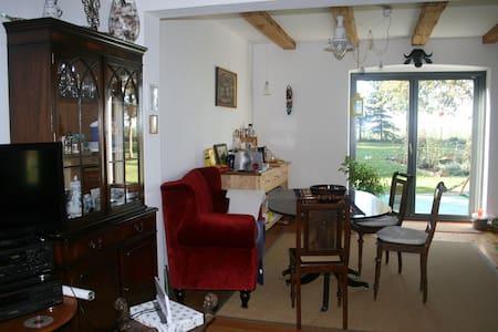 Haus auf Rügen, am Bodden - in ländlicher Idylle - Rappin - House