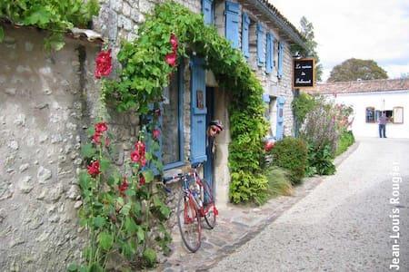 La presqu'ile - Talmont-sur-Gironde