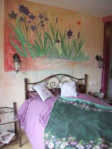 la chambre iris - Muttersholtz