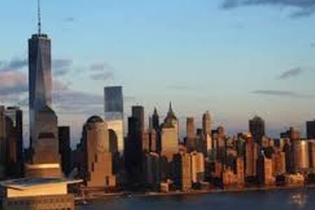 The best view of Manhattan - Jersey City