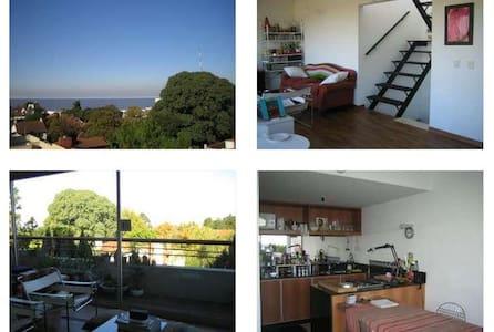 Alquilo cuarto DEPTO vista al rio - Buenos Aires - Daire