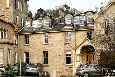 2 Bed Bridge of Allan, Stirling - Apartamento