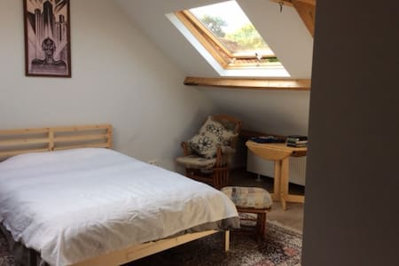 2 private rooms in a house - Maison