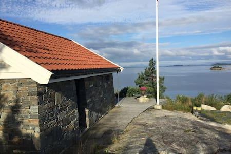 Cottage close to Preikestolen - Jørpeland - 小木屋