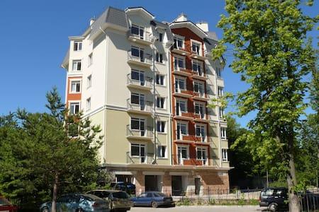 Квартира для отличного летнего отдыха - Pionerskiy - Apartment