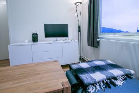 Apartment close to city center of Longyearbyen - Appartamento