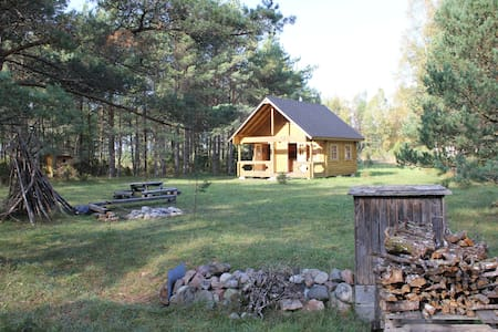 Cozy and private getaway in Saaremaa - Mujaste - Casa
