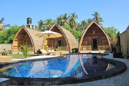 Djamezz Lumbung Gili Air - Bed & Breakfast