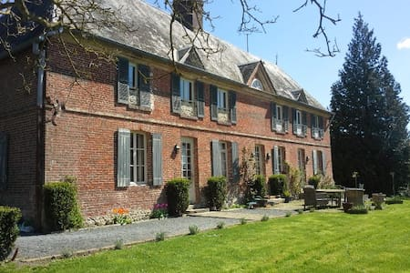 Les Chambres du Manoir de Guitry - Bed & Breakfast