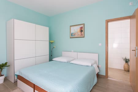 Apartments Svaguša - Blue Room w swimming pool - Apartamento
