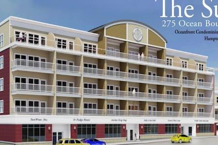 202 Surf Rentals, Hampton Beach - Ortak mülk