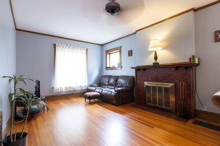 Couch with Privacy Drapes - Denver