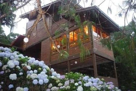 Casa na Montanha -Monte Verde - MG - Rumah