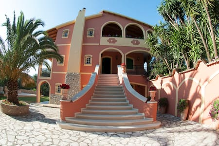 Villa Pagali - Rumah