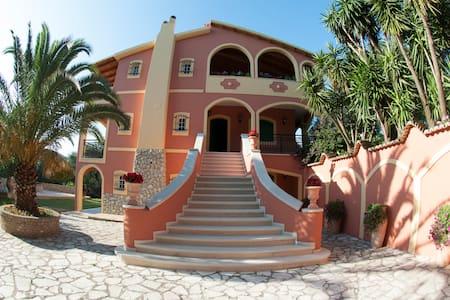 Villa Pagali - Corfu - House