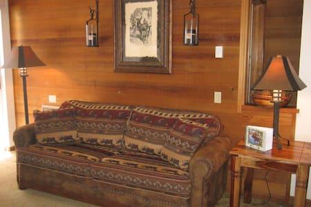 Slopeside at Canyon Lodge: 2 Bdr - Mammoth Lakes