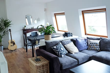 Cosy and Bright central apt. - Dublin - Apartment