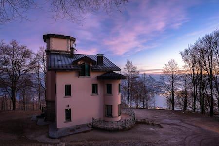 Villa con vista sul Lago Maggiore - Stresa