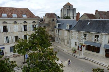 Maison meublée pour cure thermale à La Roche Posay - Coussay-les-Bois