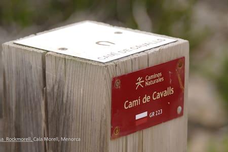 El Camino, Studioapartment 2 pers. Casa Rockmorell - Cala Morell