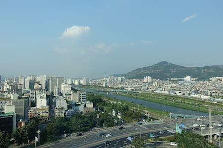 [02]Brand New building with perfect view - Seongdong-gu - Appartement