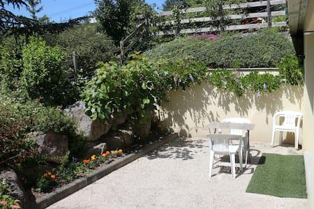 Appartement dans la nature, proche de Genève - Daire