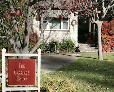 The Carriage House - Lakeport - House