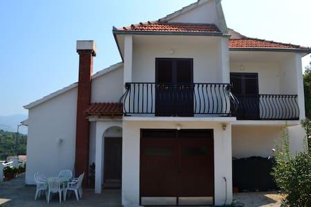 Holiday house in Račišće bay, Korčula island - Rumah