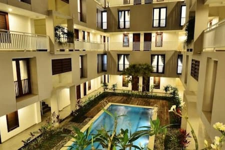 New Promo 50 % off Hotel apartment Legian - Kuta
