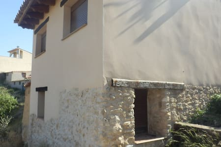 Preciosa casa con bonitas vistas del Maestrazgo - Casa