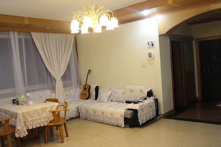 Vintage  room in city center, near Li river - Apartamento