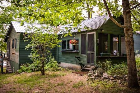 Summer Cabin Rental-May- October - Cabana