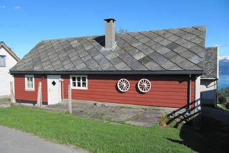 Hytte på Kjosås, Øystese, Hardanger - Casa