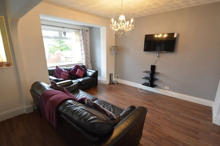 Tynedale Avenue - Holiday Let Wallsend - Wallsend