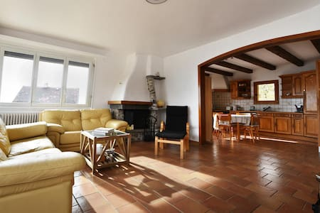Peaceful location, Alps & Lake view - Apartment
