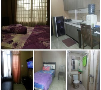 Cozy Apartment 2Room in Cimahi - Leilighet