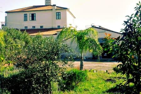 """Appartamento in masseria """"luci d'artista"""" - Pontecagnano - Rumah"""