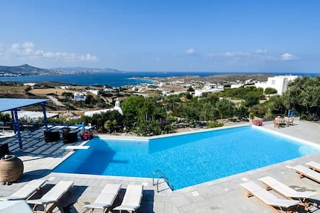 Paros Seaview Studio #1 with pool - Wohnung