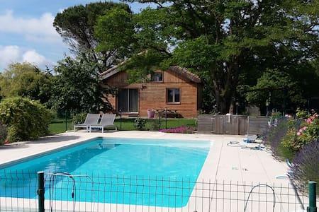 Gîte de La Faure - Dağ Evi