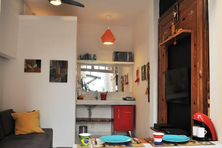 Studio by foot of the Sugar loaf - Rio de Janeiro - Apartment