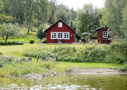 Private property by the lake - Talo