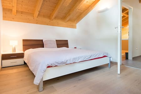 Chambre double au Coeur du Valais - Villa