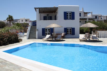 Apartment by the sea, Parasporos - Parasporos